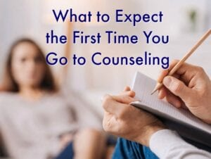 first time in counseling